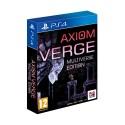Axiom Verge: Multiverse Edition (PS4)