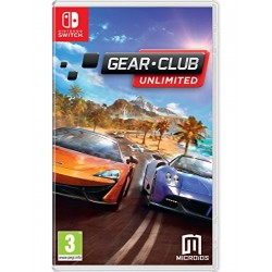 Gear Club Unlimited (Switch)