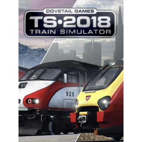 Train Simulator 2018 PC