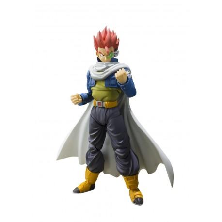 Bandai 14340 53289 - Dragon Ball Xenoverse - SH Figuarts - Time Patroller, 15 cm