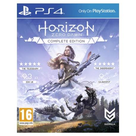 Horizon Zero Dawn: Complete Edition (PS4)