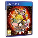 The Seven Deadly Sins: Knights of Britannia - PS4