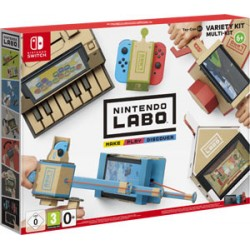Nintendo Labo - Toy-Con 01 Variety Kit - Switch