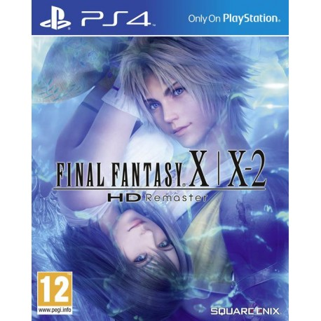 Final Fantasy X | X-2 HD Remaster (PS4)