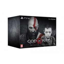 God of War - Collector's Edition (PS4)