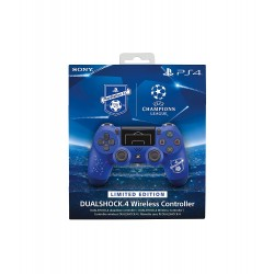 DUALSHOCK 4 WIRELESS CONTROLLER PLAYSTATION F.C. LIMITED EDITION V2