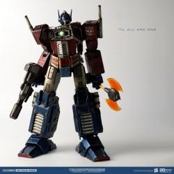 Hasbro x ThreeA Transformers Generation One Optimus Prime Classic 40cm Diecast
