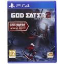 God Eater 2: Rage Burst (PS4)