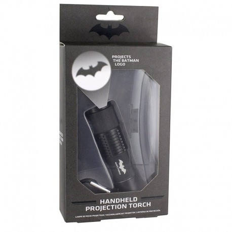 BATMAN TORCIA - HANDHELD PROJECTION TORCH