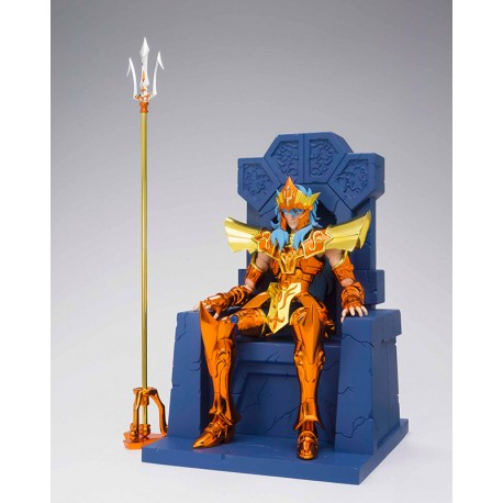 "Julian Solo Poseidon Imperial Throne Set EX ""Tamashii Web Exclusive"""
