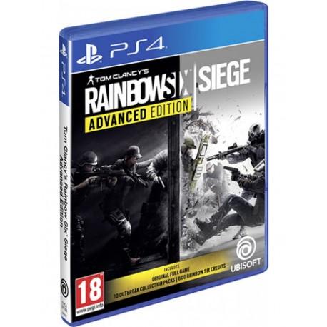 RAINBOW SIX SIEGE ADVANCED EDITION (PS4)