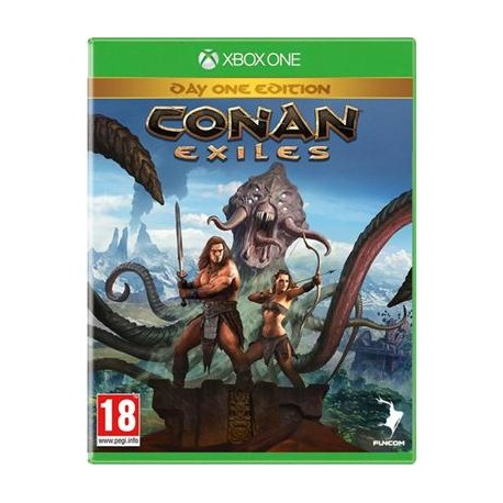 Conan Exiles - Day One Edition (Xbox One)