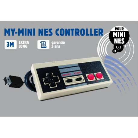Gamepad compatibile Mini NES