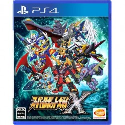 Super Robot Wars X (English Sub) (PS4)
