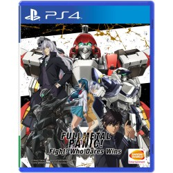 FULL METAL PANIC! FIGHT! WHO DARES WINS (ENGLISH SUBS) (PS4)