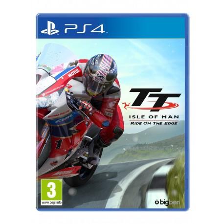 TT Isle of Man - PlayStation 4
