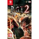 A.O.T 2 - Attack on Titan - Attacco ai Giganti (Switch)