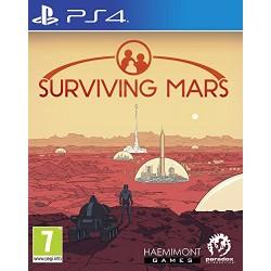 Surviving Mars - (PS4)