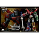 "Icarus Toys United Gokin UG-00 Lion Force Voltron ""Original Edition"""
