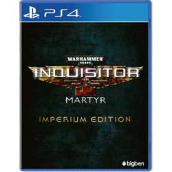 Warhammer 40,000: Inquisitor - Martyr - Imperium Edition (PS4)