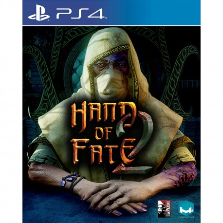 HAND OF FATE 2 (PS4)