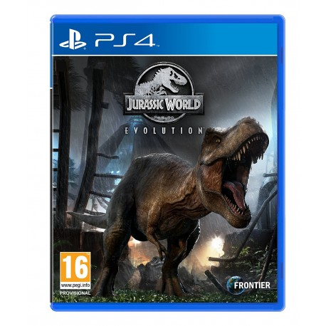 Jurassic World Evolution - (PS4)