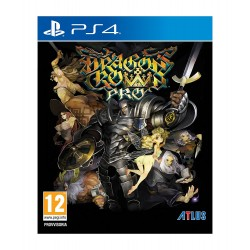 Dragon's Crown Pro - Battle Hardened Edition - (PS4)