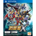 SUPER ROBOT WARS X (ENGLISH SUBS) (PS Vita)