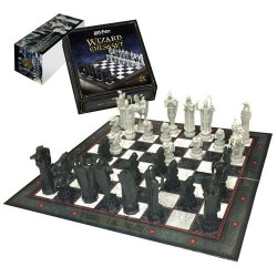 Harry Potter Chess Set Wizards Chess - Scacchi