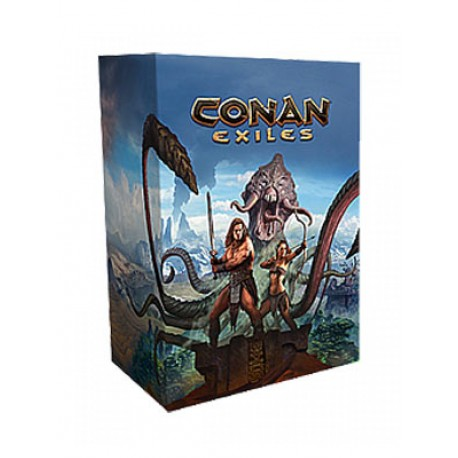 Conan Exiles - Collector's Edition (PS4)