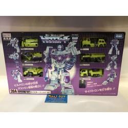 Takara Encore 20 Constructicons/ Devastator Giftset