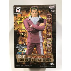 BANPRESTO One Piece GildTesoro Movie DXF Ed