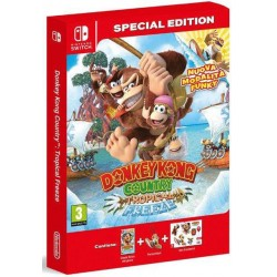 Donkey Kong Country: Tropical Feeze Special Edition