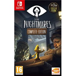 Little Nightmares - Complete - (Switch)