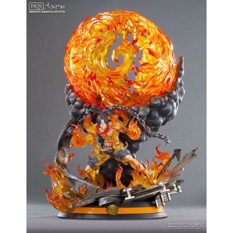Portgas D. Ace - Portgas D. Ace HQS by Tsume High Quality Statues by Tsume