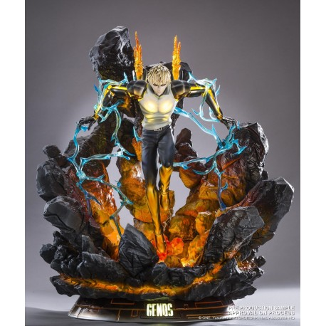 Genos High Quality Statues by Tsume HQS