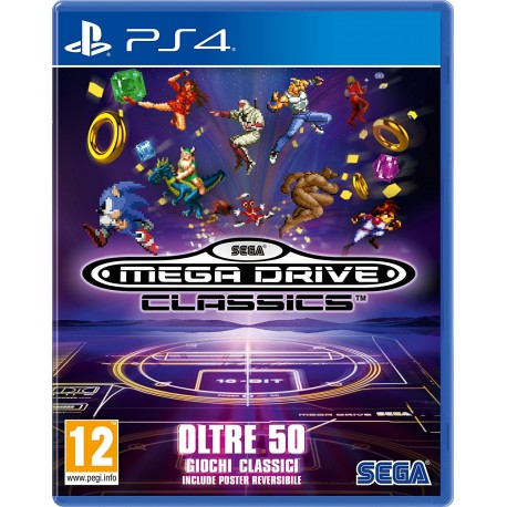 Sega Mega Drive Classics - PlayStation 4 PS4