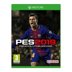 PES - Pro Evolution Soccer 2019 - Xbox One