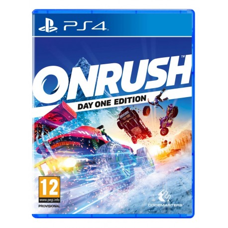 Onrush - DayOne Edition (PS4)