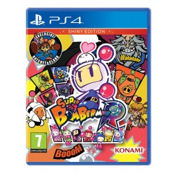 Super Bomberman R - Shiny Edition Day-One - PlayStation 4