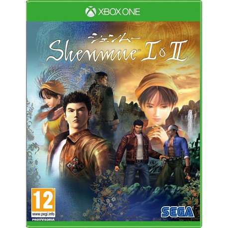 Shenmue HD I & II - PS4