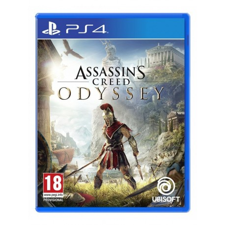 Assassin's Creed Odyssey + Dlc Bonus (PS4)