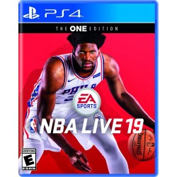 NBA LIVE 19 THE ONE EDITION EA SPORTS SONY PS4 PLAYSTATION 4 REGION FREE