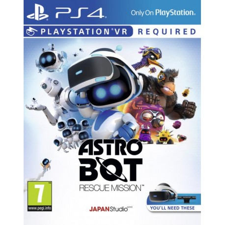 Astro Bot: Rescue Mission - Playstation 4