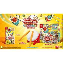 Taiko No Tatsujin: Drum 'N' Fun! Tatacon Edition - Bundle - Nintendo Switch
