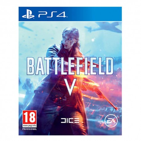 Battlefield V - PlayStation 4 di EA