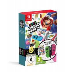 Nintendo Super Mario Party con Joy-con Verde Neon e Rosa Neon - Limited Switch