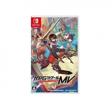 RPG Maker MV Trinity (Nintendo Switch)