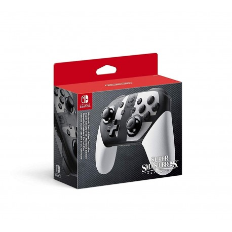 Nintendo Switch: Pro Controller - Super Smash Bros Ultimate Edition - Limited
