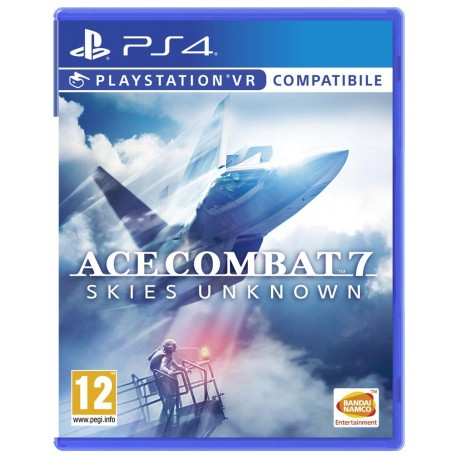 Ace Combat 7 - Playstation 4